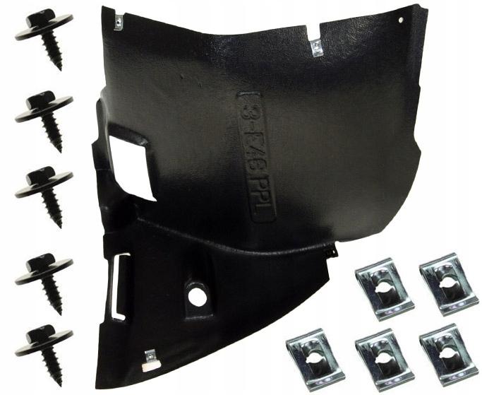локер колесной арки bmw 3 e46 m-pakiet колесные арки вперед передние