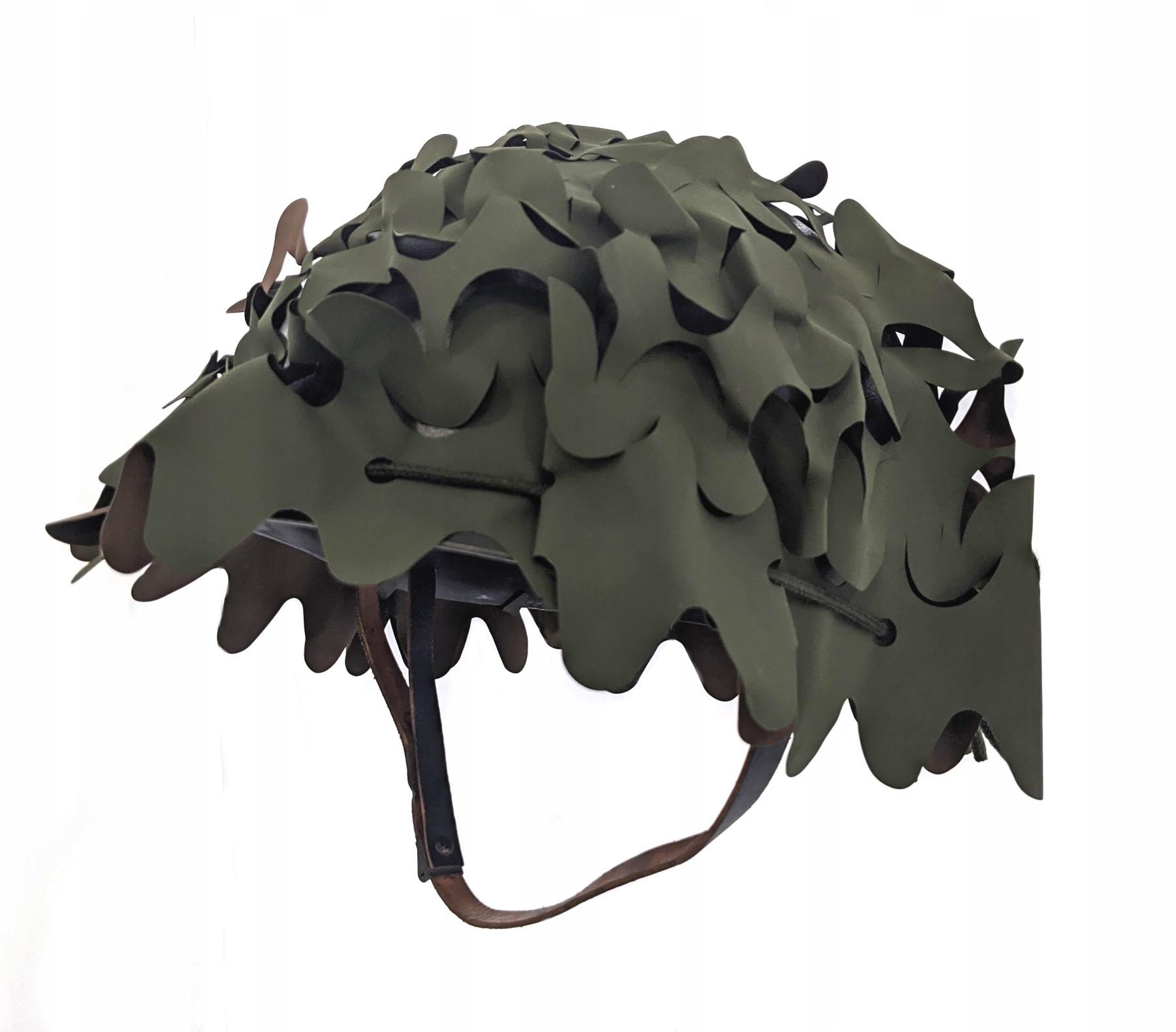 маскировочная сетка для шлема DPM woodland wz93 3D FR