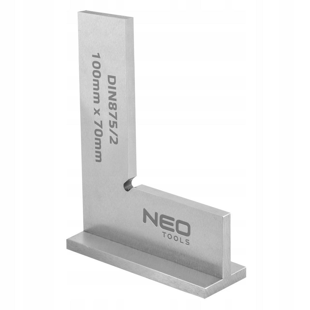 Kątownik podstawa ślusarski 90 NEO 100x70mm 07-031