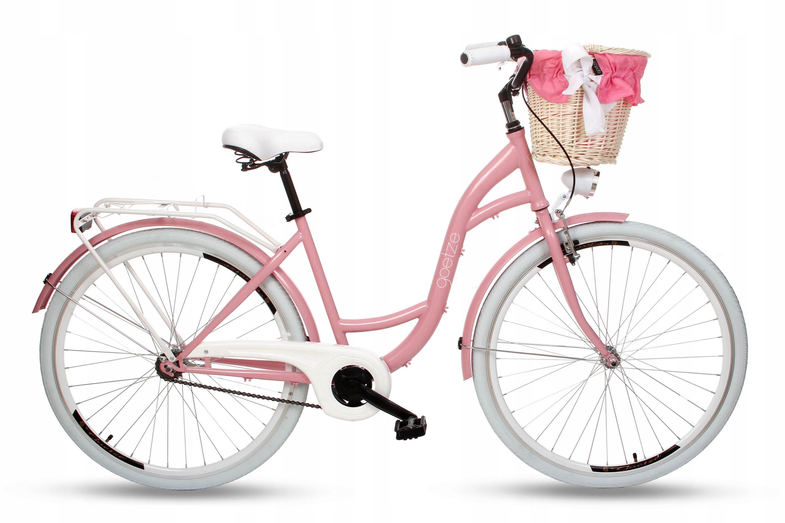 Dámsky mestský bicykel Goetze Style 28 košík !!!  # 4