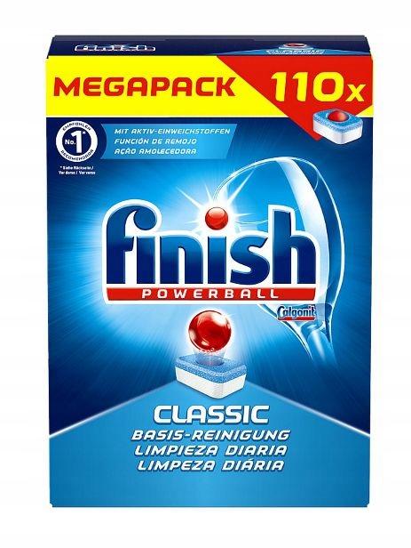 Закончить Классический 110 таблетки Dishwashers немецкий DE