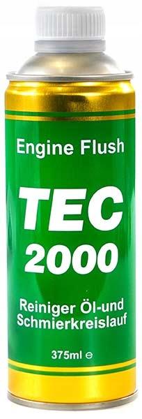 TEC2000 Промывка двигателя - Промывка - ЧИСТКА ДВИГАТЕЛЯ