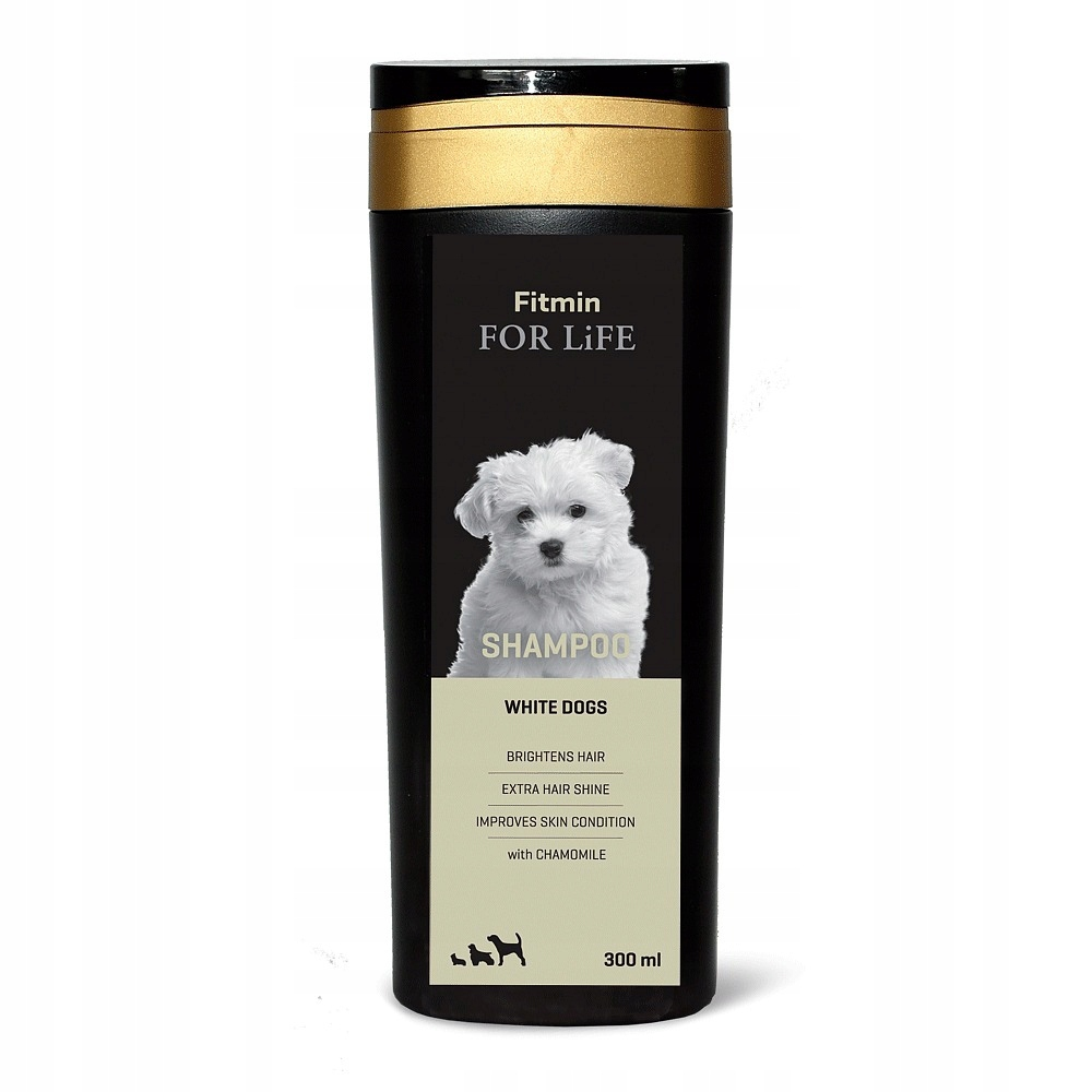 Fitmin Shampoo White Dogs Шампунь для собак 300мл