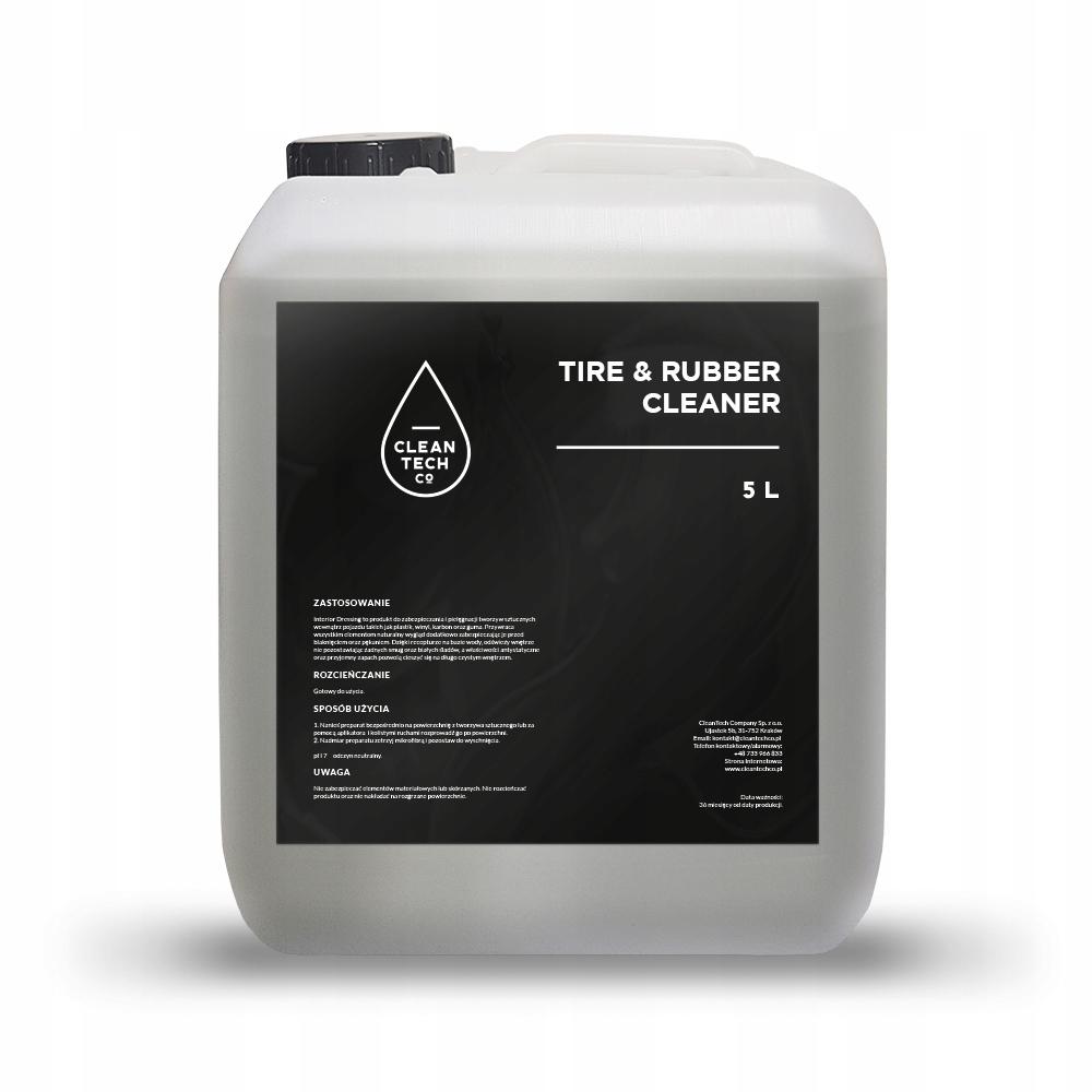 Cleantech Tire Rubber Cleaner CZYSZCZENIE OPON 5L