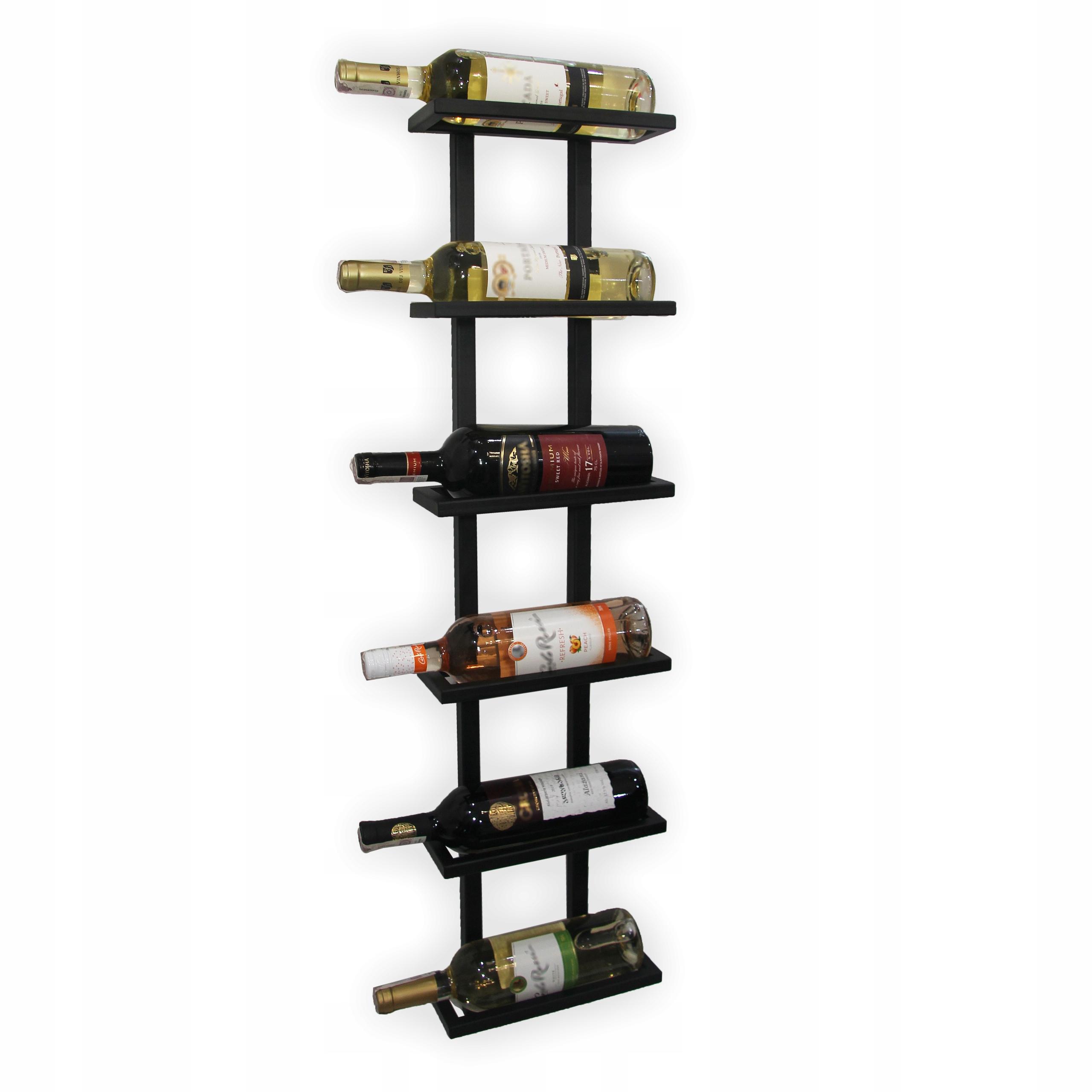 Вешалка для вина LOFT STAND MODERN LOFT BAR 6x