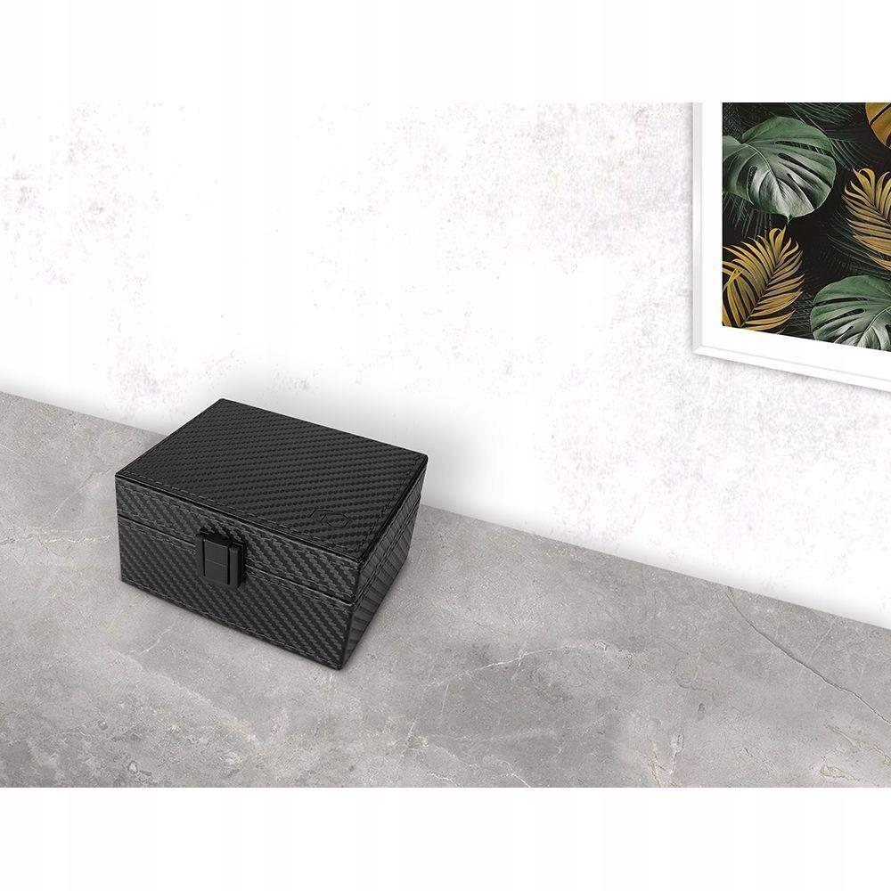 Pudełko Blokujące Sygnał RFID Carbon EAN 4364782518839