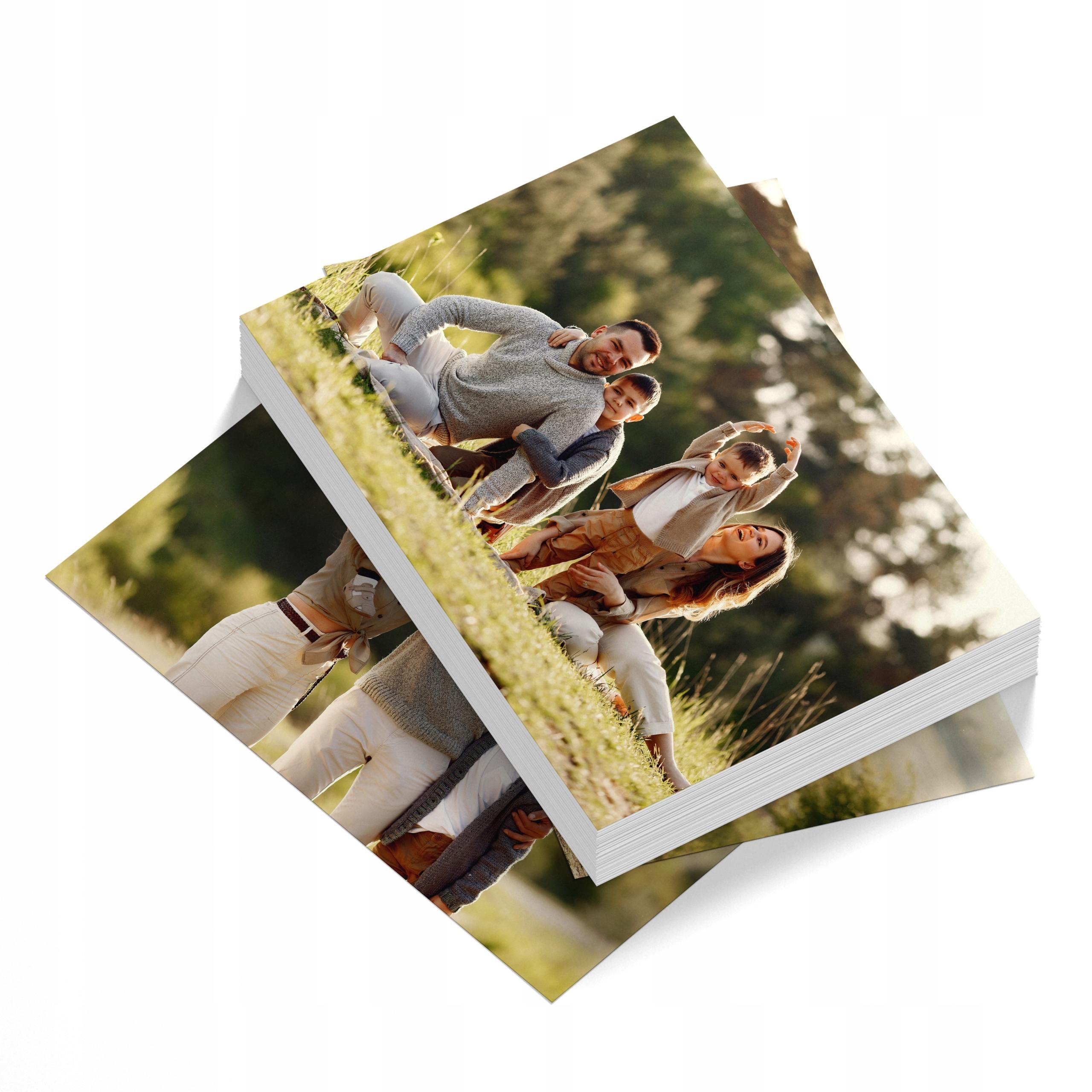 Wywoływanie 200 zdjęć 10x15 wywołanie odbitki