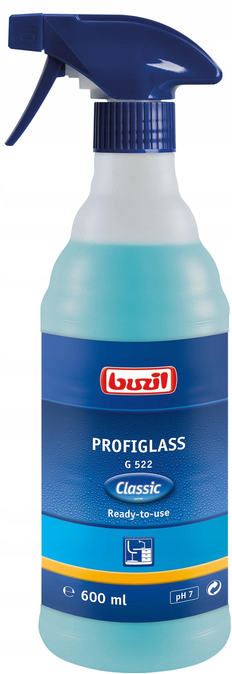 G522 PROFIGLASS Buzil Для стекол и зеркал 600мл