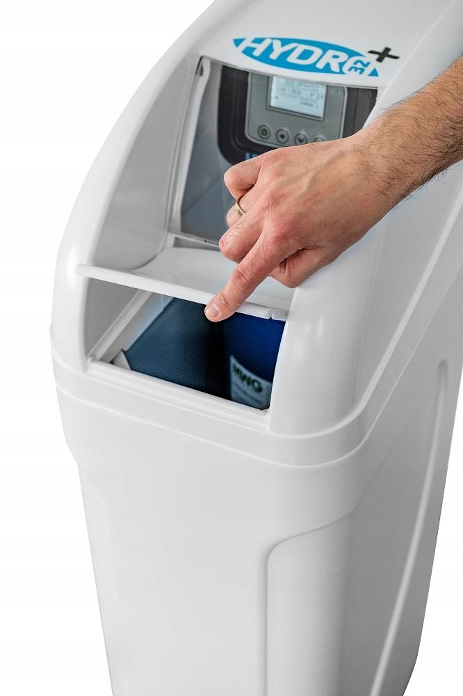 ZMIĘKCZACZ WODY HYDRO PLUS 32 + FILTR RO7 HYDRO Waga produktu z opakowaniem jednostkowym 40 kg