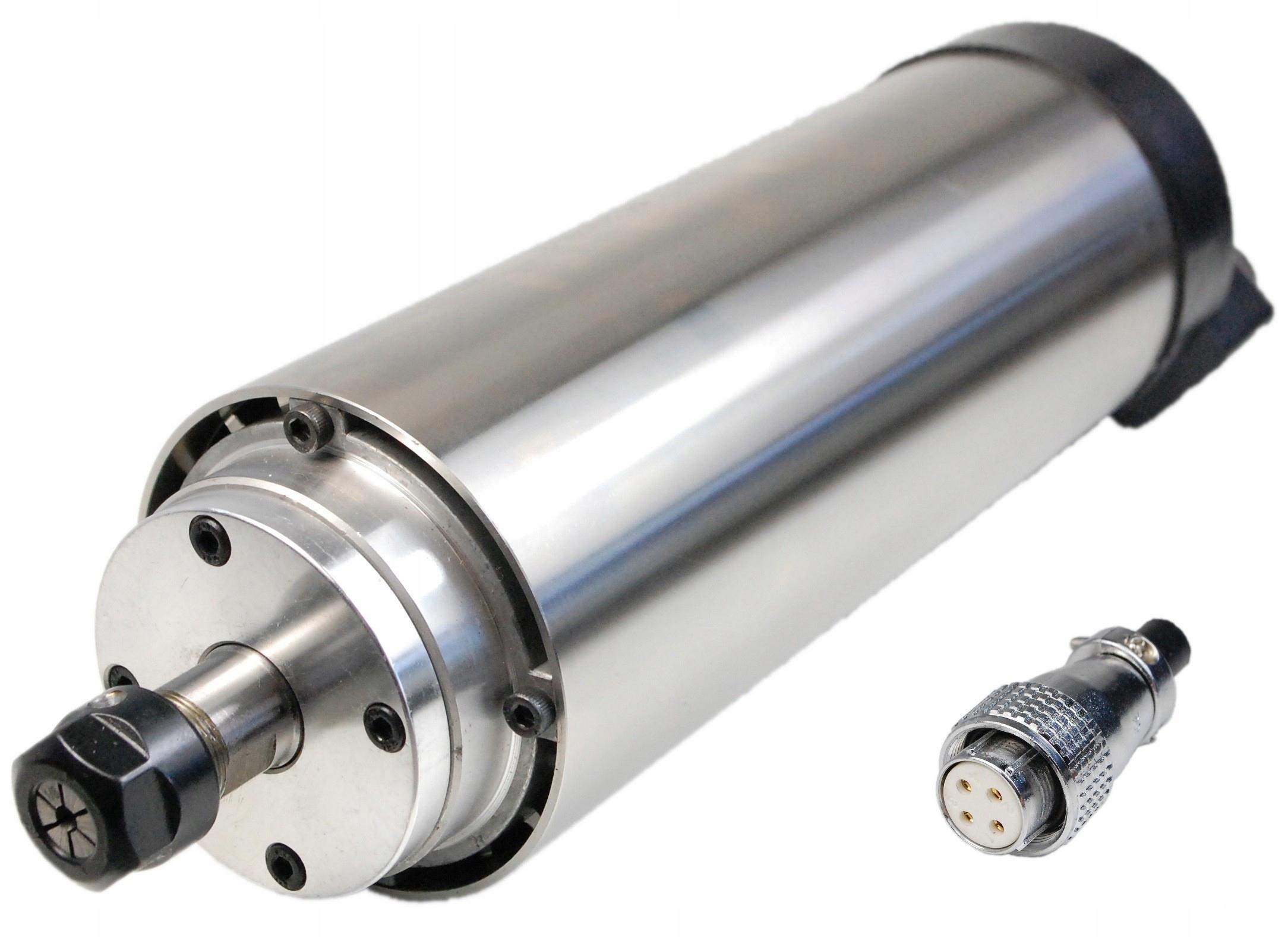 Wrzeciono CNC 0.8 kW, ER11, powietrze