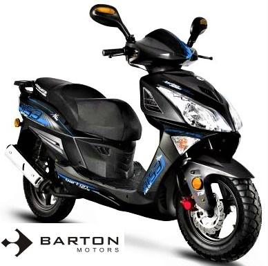 Skuter Barton Falcon 50cm 4t Euro4 Transport Raty 9510681623 Allegro Pl