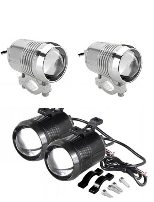 лампа рабочая галоген прожектора led u2 12v 24v 2szt