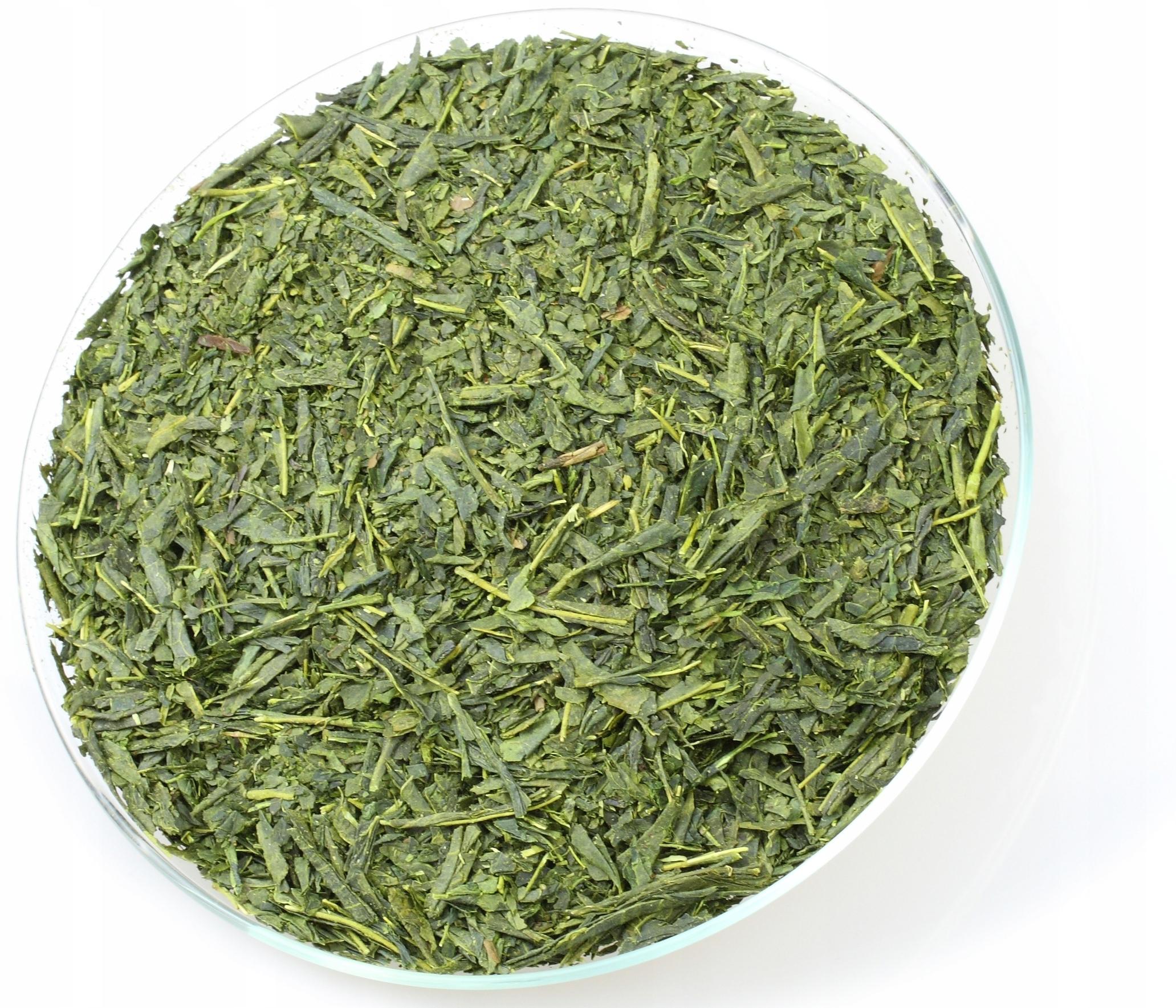 ОРИГИНАЛЬНЫЙ ЯПОНСКИЙ зеленый чай СЕНЧА (50g)
