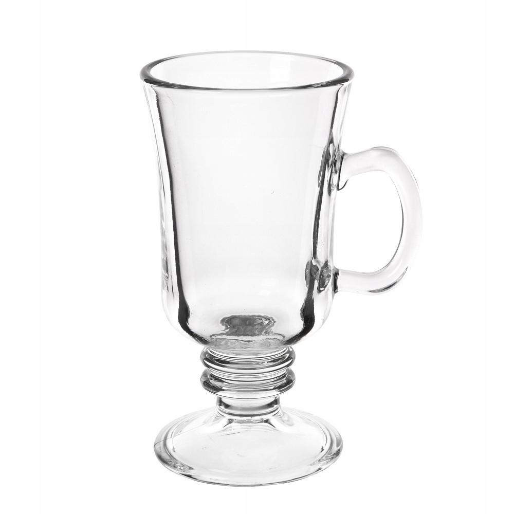 ZESTAW SZKLANEK DO KAWY LATTE KOMPLET 240 ml 6 szt Rodzaj szklanki do kawy i herbaty