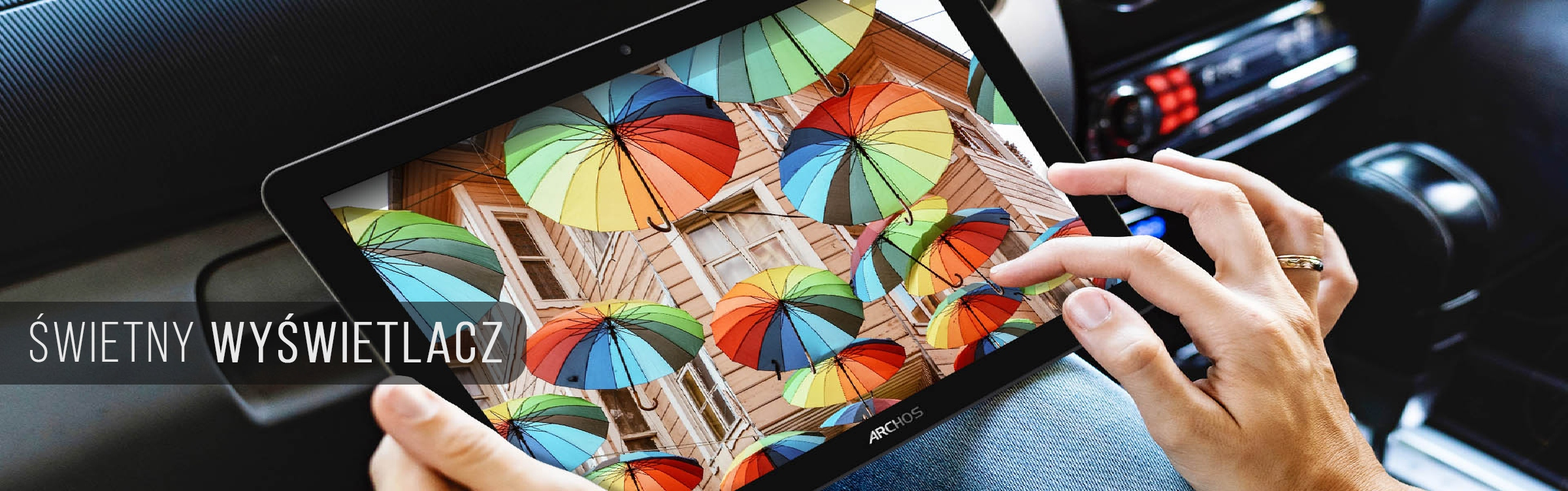 TABLET ARCHOS CORE 101 3G ULTRA 10,1'' 2/32GB GSM System operacyjny Android
