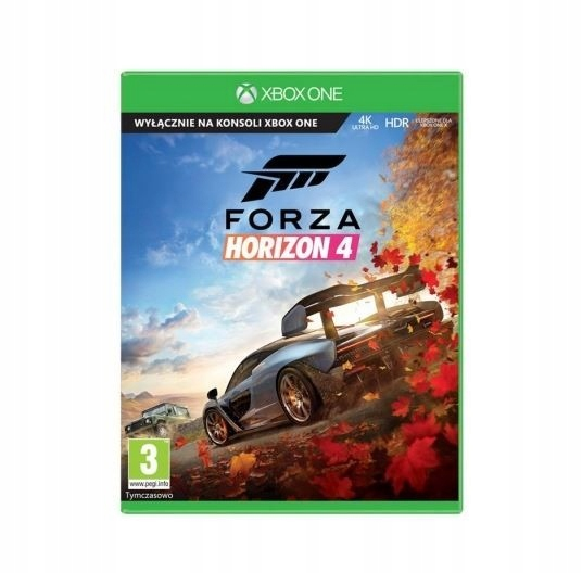 MICROSOFT Hry, Forza Horizont 4 Xbox Jeden GFP-00019