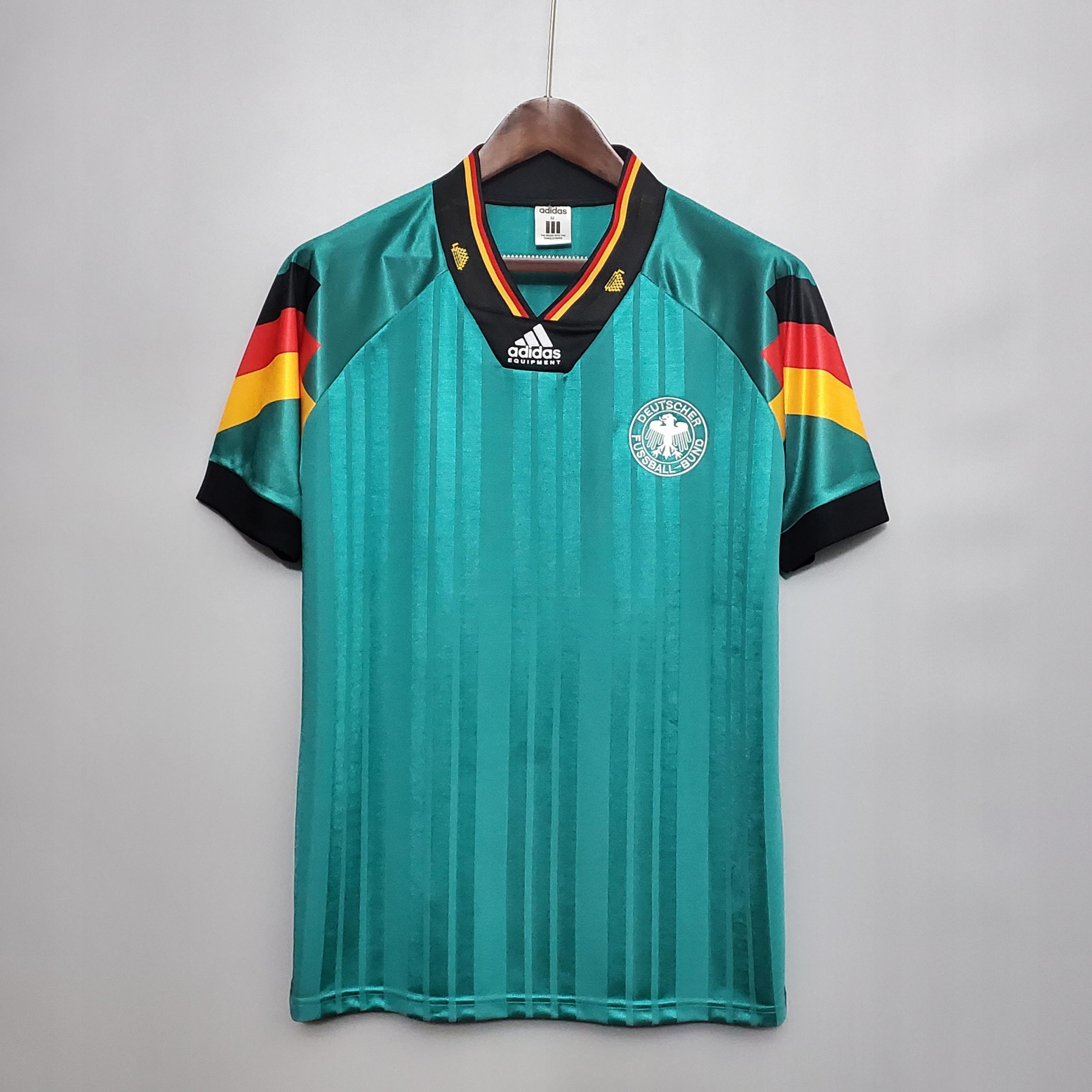 1992 Nemecko Nemecko retro futbalový dres
