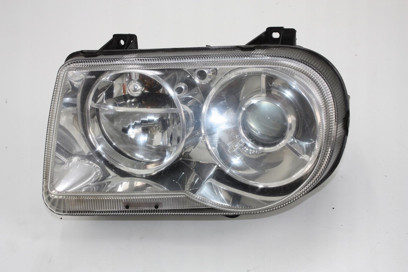 лампа левый слева вперед chrysler 300c ксенон 04-10