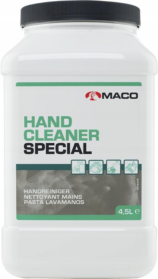 PASTA BHP DO MYCIA RĄK HAND SPECIAL MACO 4,5L
