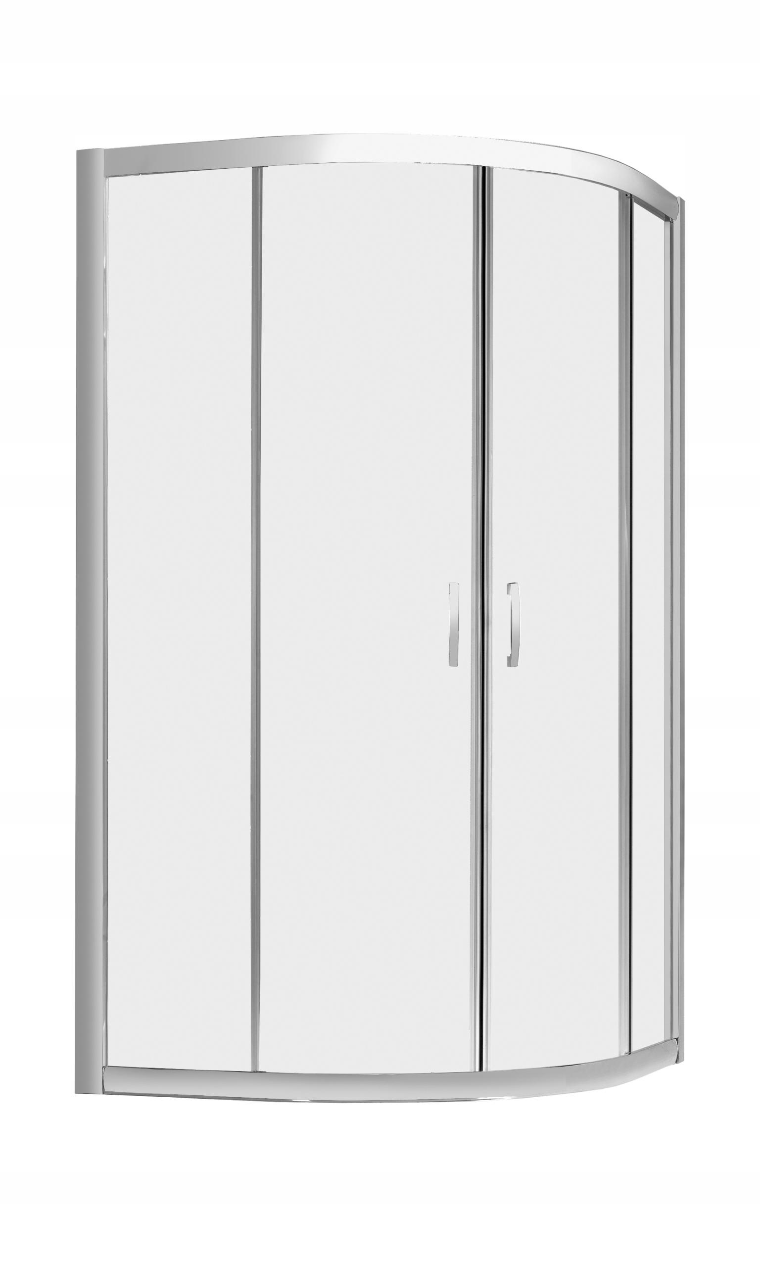 PREMIUM PLUS A sprchový kút 80x80 x170 cm cl