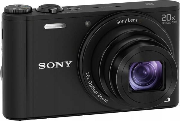 Item Aparat cyfrowy SONY DSC-WX350 czarny