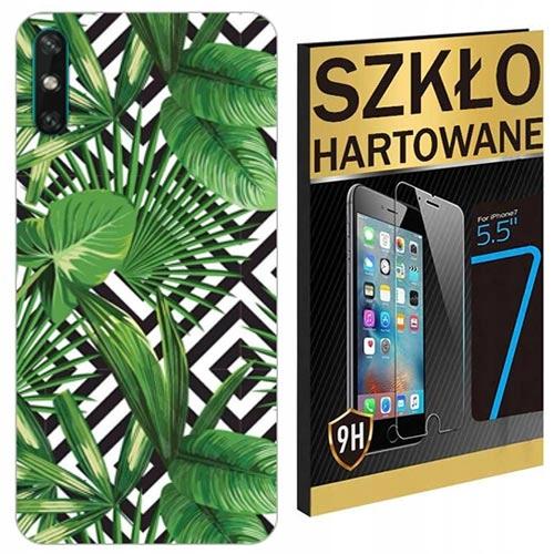 200wzorów Etui+szkło Hartowane Do Huawei Enjoy 10E