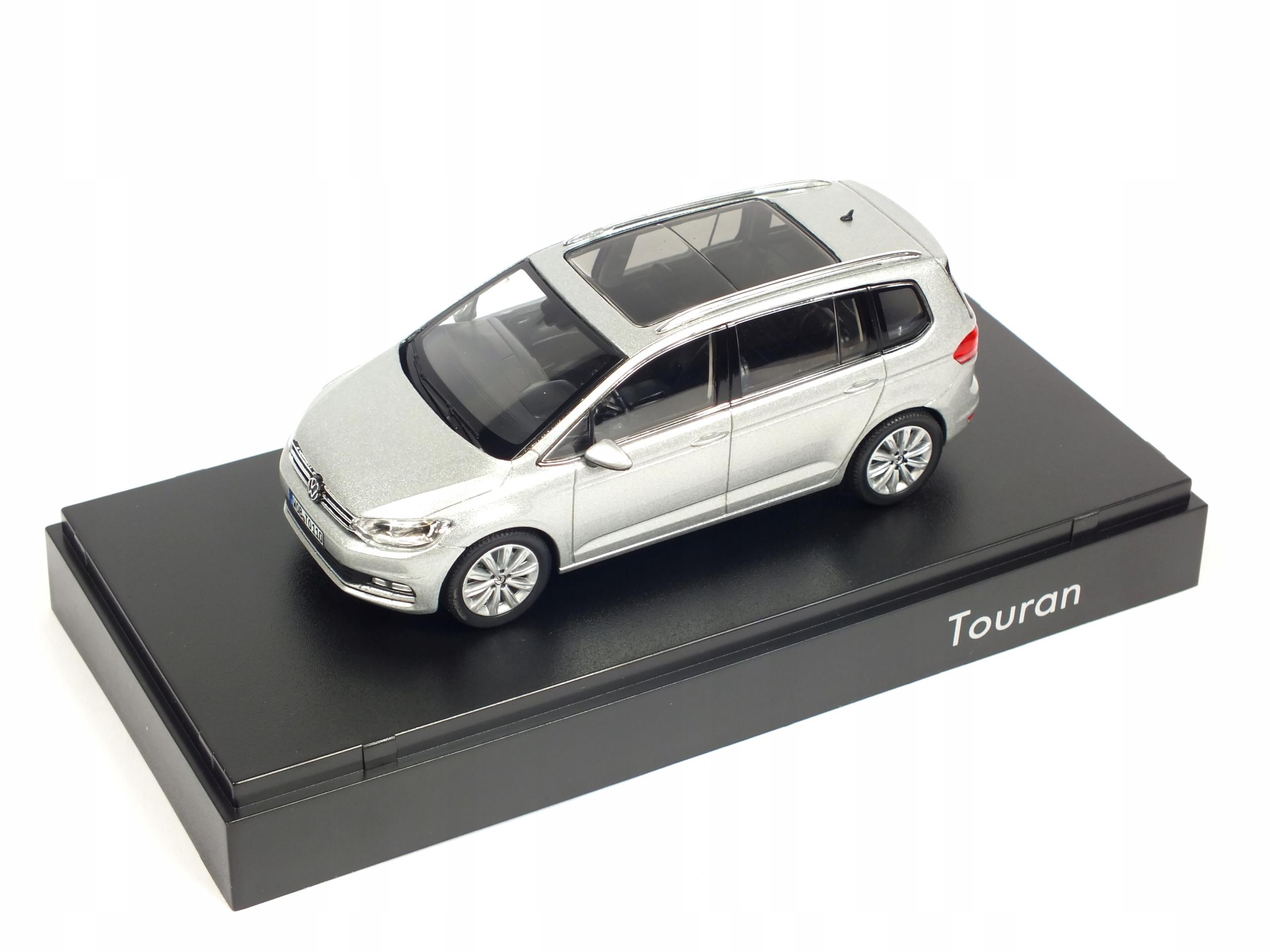 Model Samochodu Vw Touran 5t 1 43 Aso Nowosc Wroclaw Allegro Pl