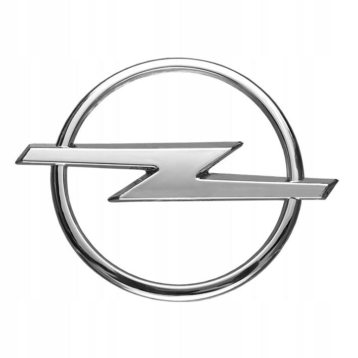 Эмблема, нашивка, Opel Astra III H, Corsa D No. 10