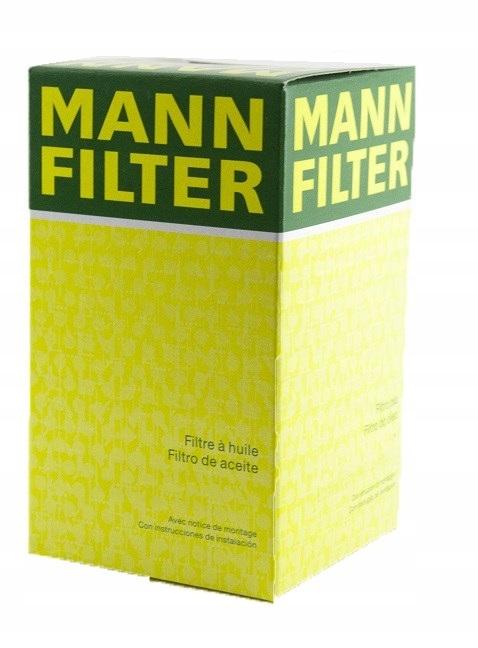 фильтр масла mann-filter hu 70041 x