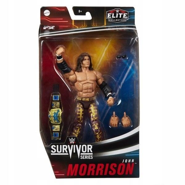 SÉRIA PREŽITIA WWE JOHN MORRISON ELITE
