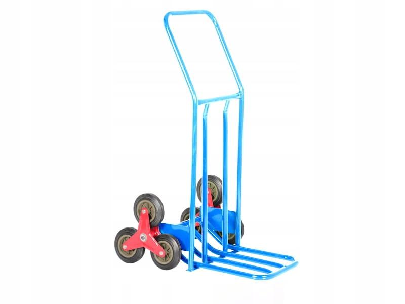 Wózek transportowy magazynowy schodowy 200kg