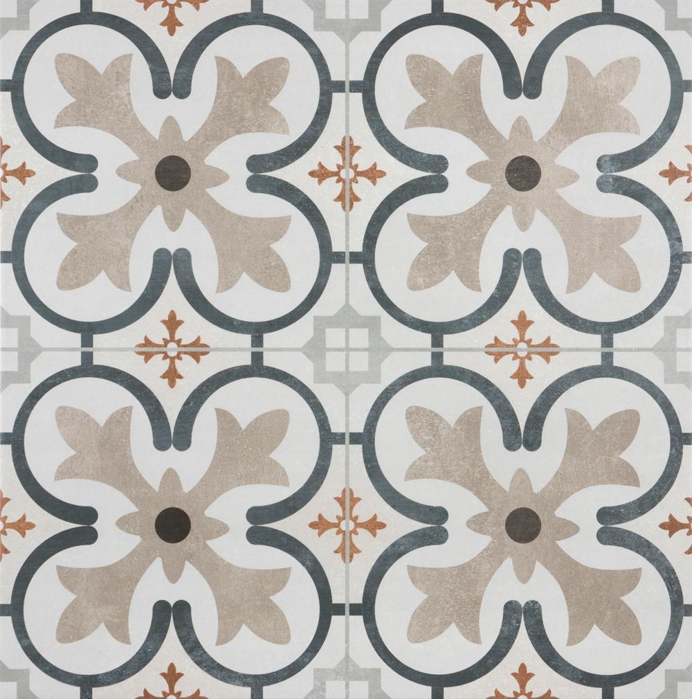 Марокканская плитка в стиле пэчворк PATCHWORK 45x45