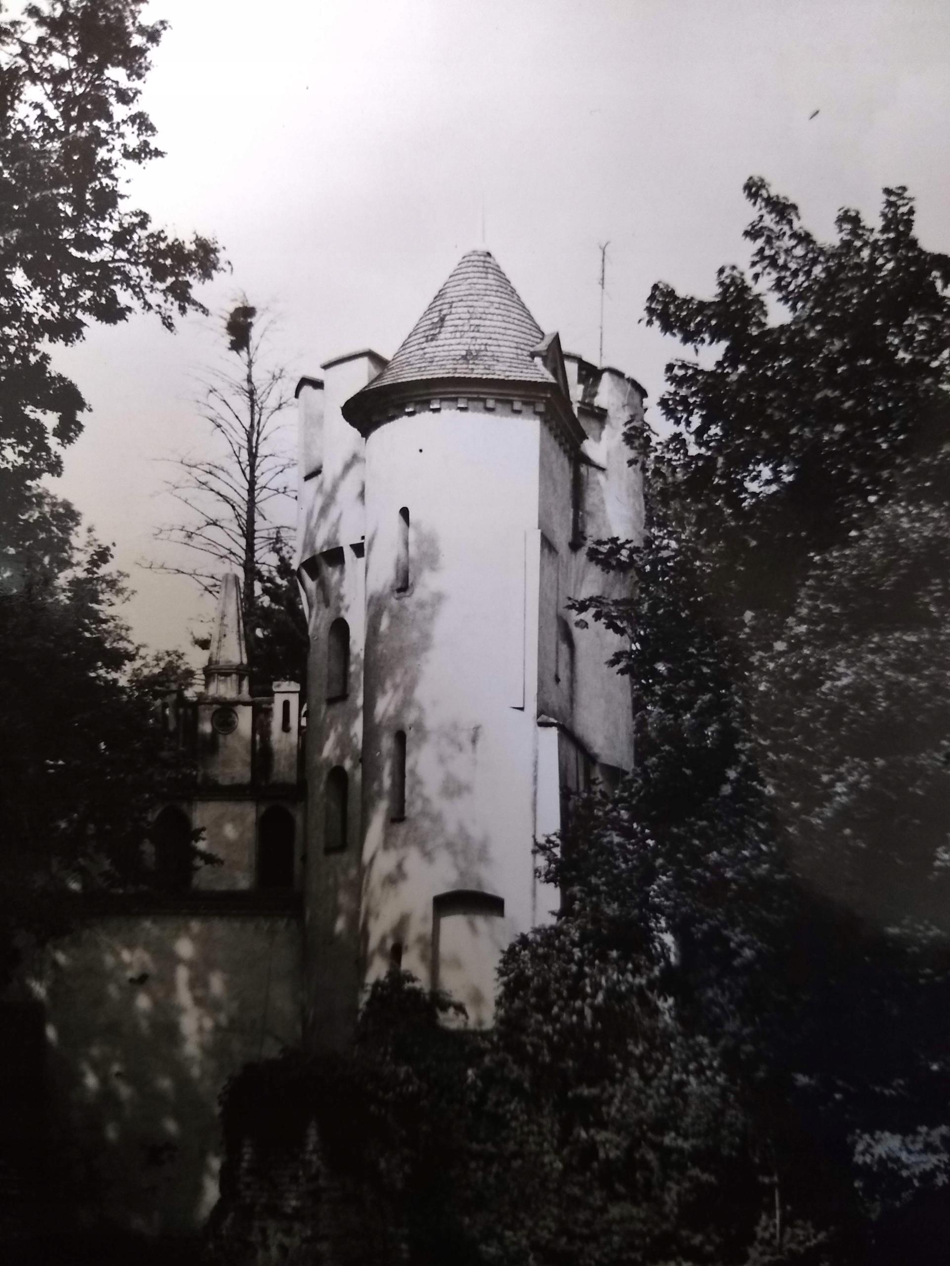 Pohľadnice Dwór v Zawada Pow. Dębicki foto. Korpal