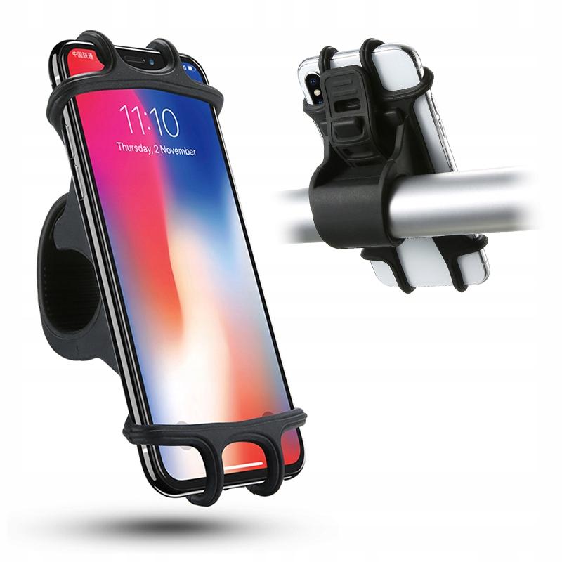 UCHWYT велосипедOWY NA TELEFON MOTOCYKL HULAJNOGA GPS