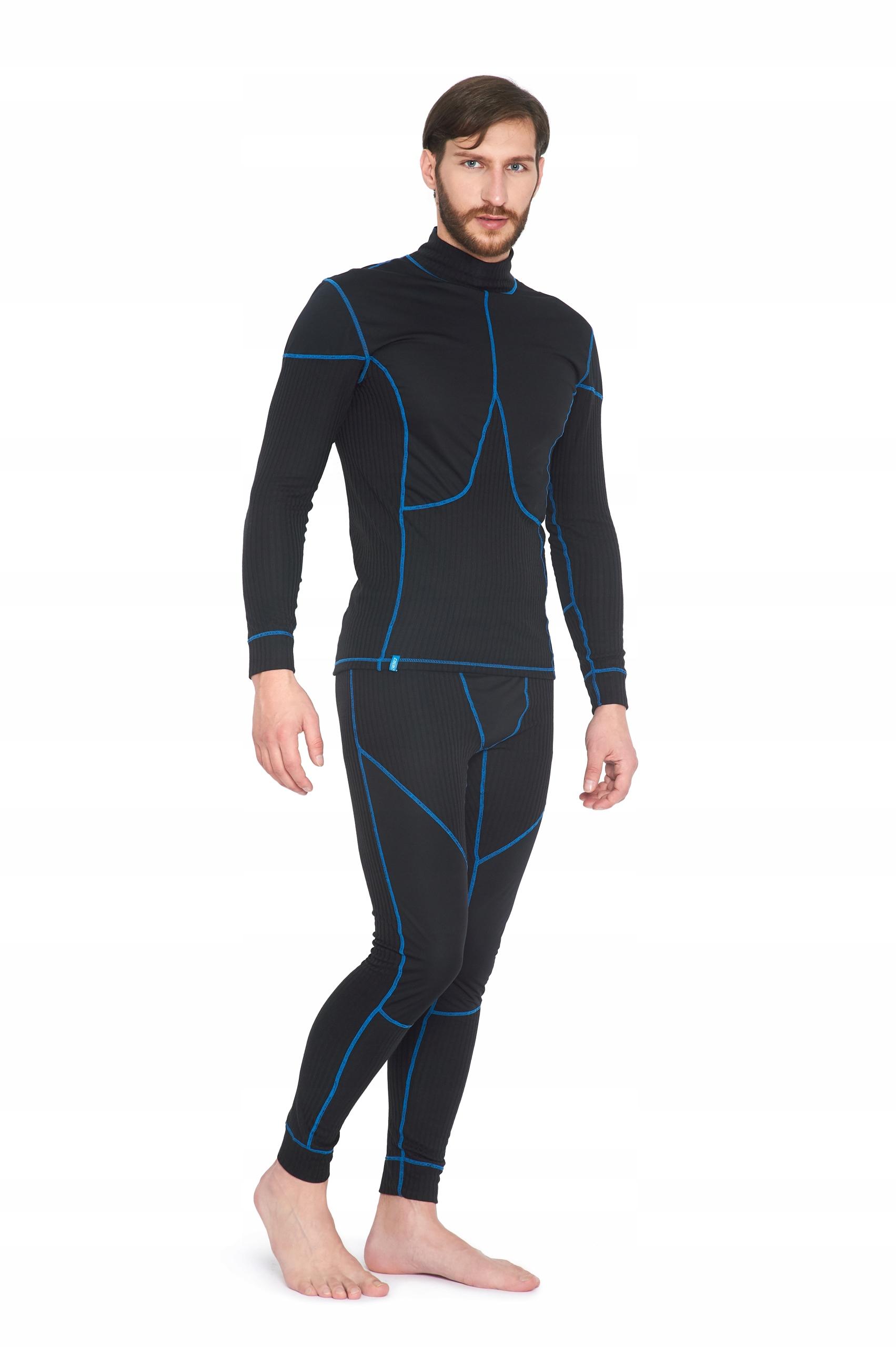 Pánske spodné prádlo KV + JULIER top (ochrana proti vetru) veľkosť M