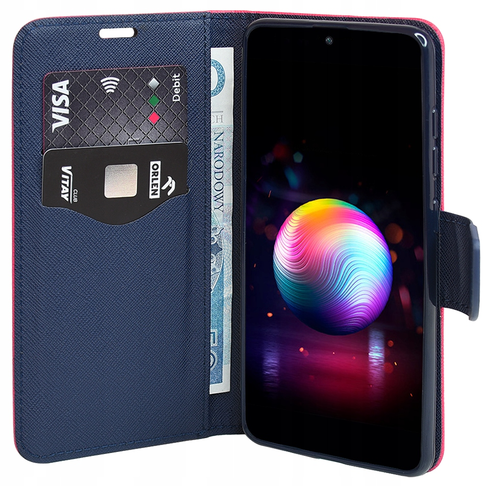 Etui do Samsung Galaxy M31S Fancy Case + SZKŁO 9H Dedykowany model Galaxy M31s