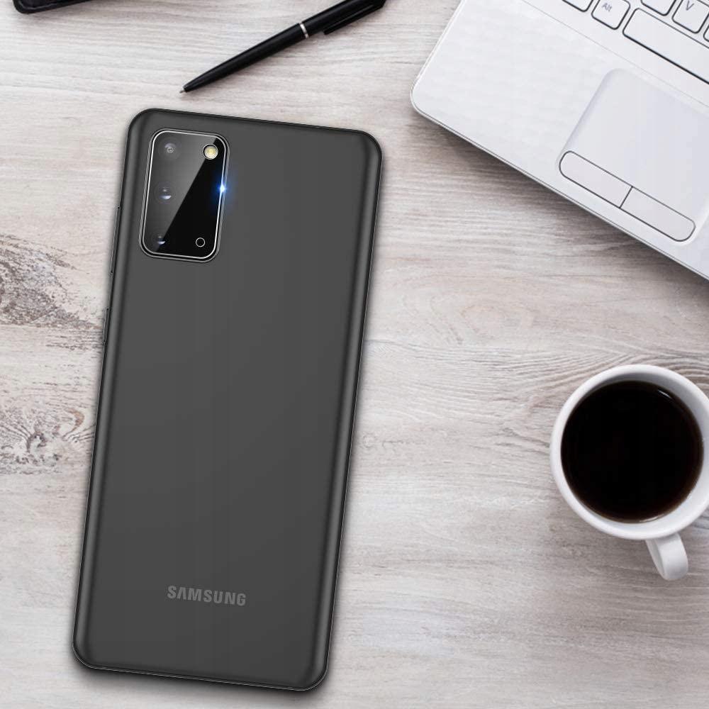 Szkło hartowane na aparat do Samsung Galaxy S20 Dedykowany model Samsung Galaxy S20