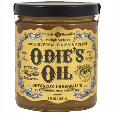 Odie's Olej uniwersalny - drewno, żywica, kamień