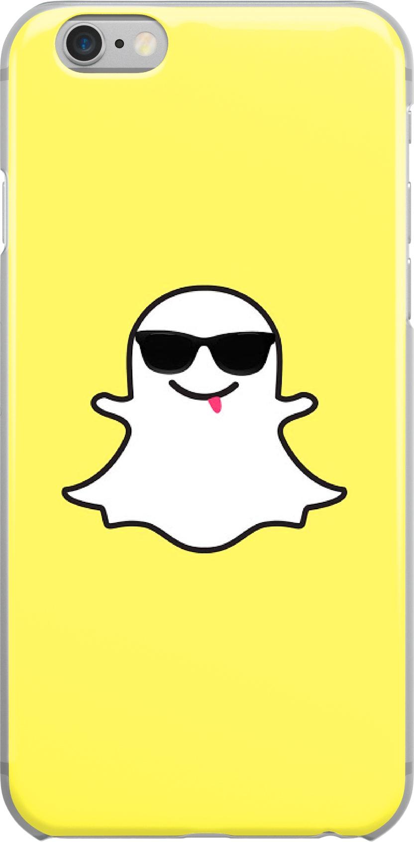 Etui Wzory Snapchat Lenovo A3600