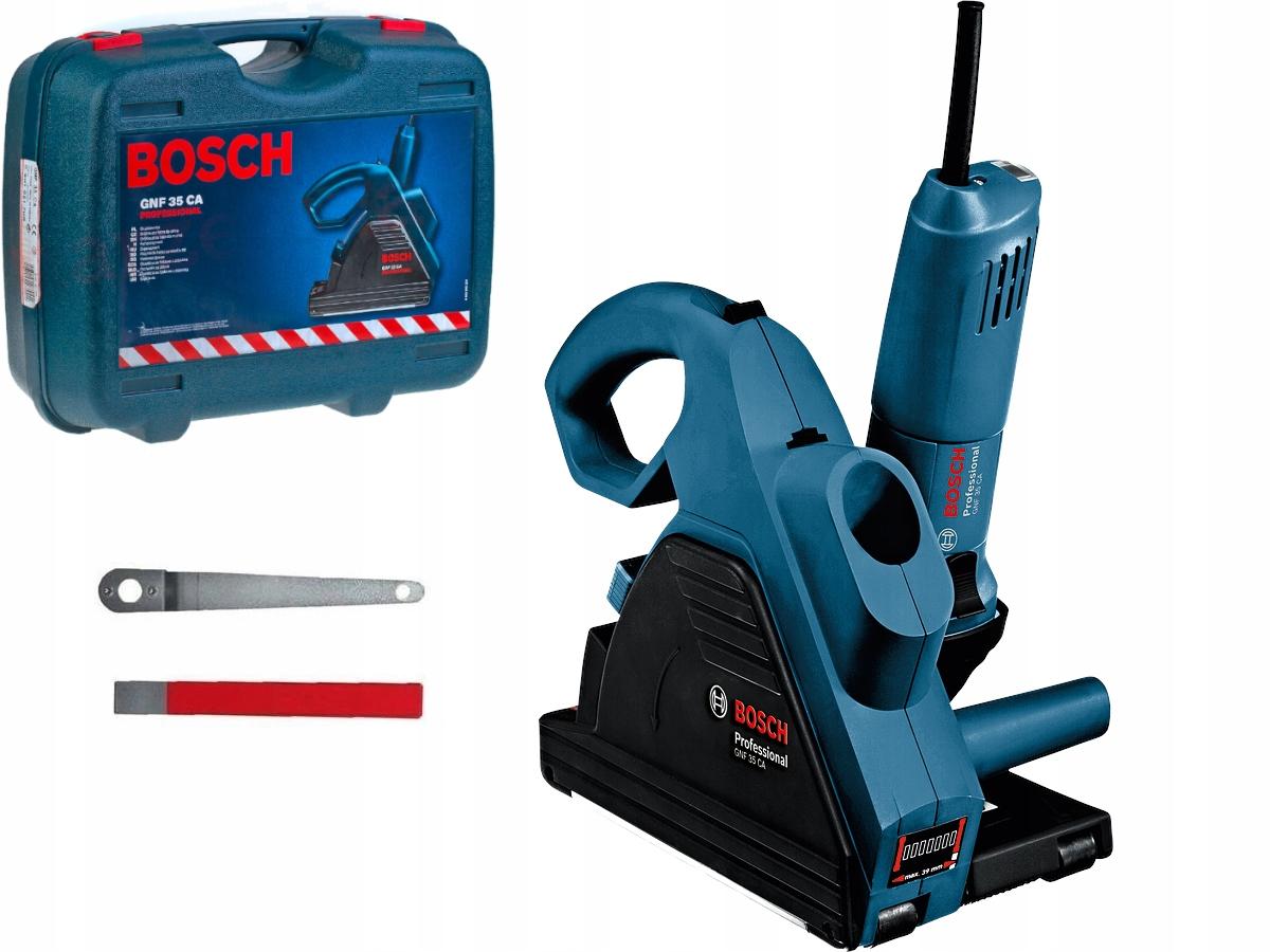 Bosch GNF 35 CA Настенный нож + набор чемоданов