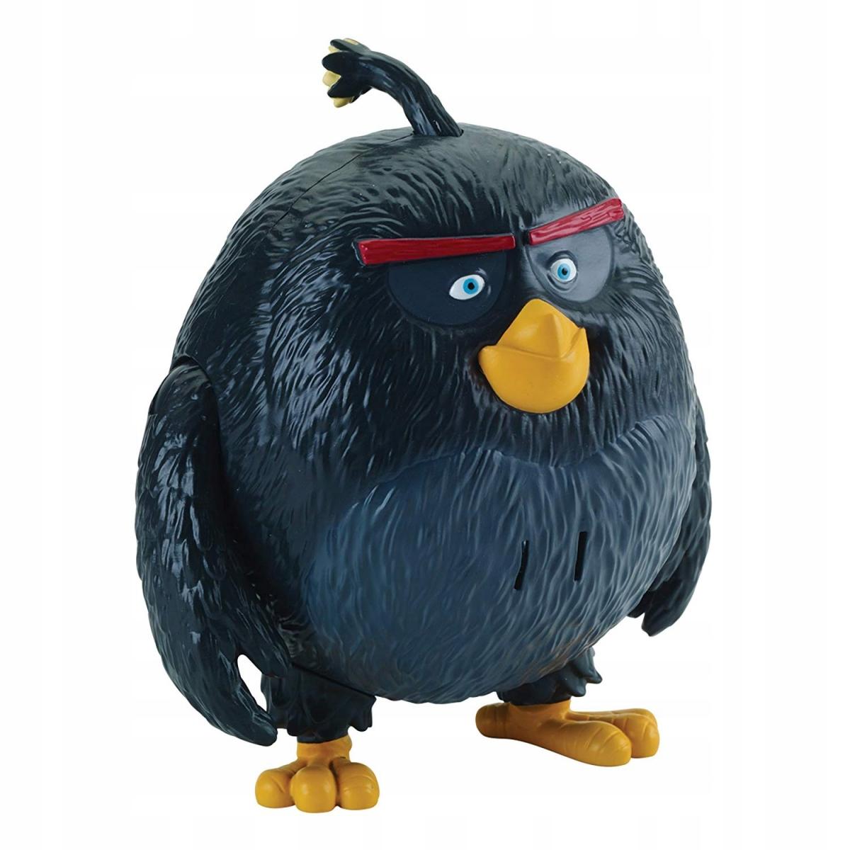 Angry Birds Bomba Figurka Interaktywna Dzwiek Ang 8665100793 Allegro Pl