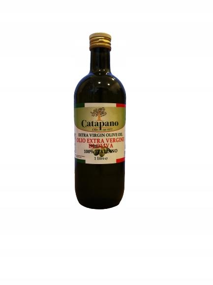 100% włoska oliwa z oliwek Extra Vergine 1L