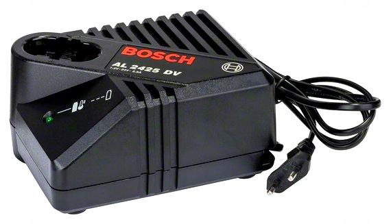 Nabíjačka Bosch AL2450DV 7,2-24 V, 2.5 Ah, Ni-Cd, Ni-Mh