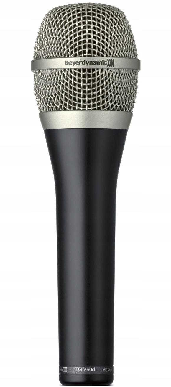 Купить Beyerdynamic TG V50 mikrofon dynamiczny на Otpravka - цены и фото - доставка из Польши и стран Европы в Украину.