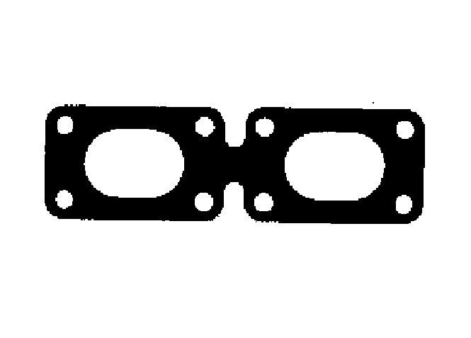 прокладка коллектора трубы bmw 318 e36 525