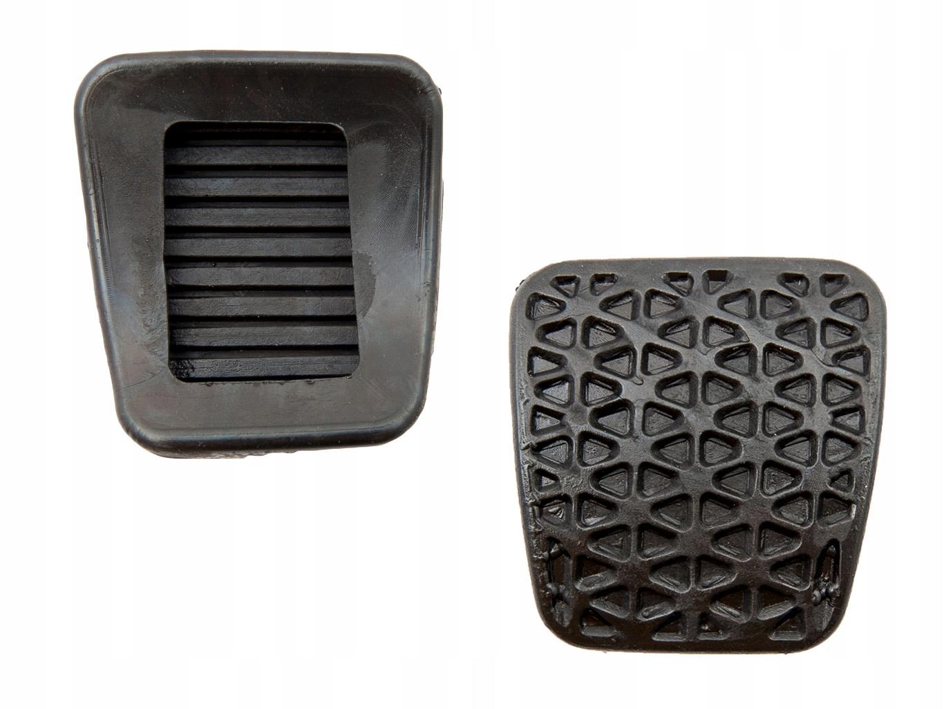 накладки педаль сцепления + тормоза opel astra g h