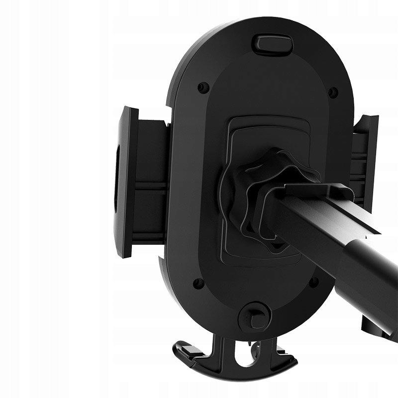 Dudao grawitacyjny teleskopowy uchwyt samochodowy Kolor czarny