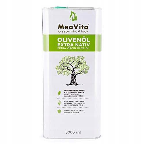 MeaVita Extra Olivového oleja skrátiť nožnicami studenej 000