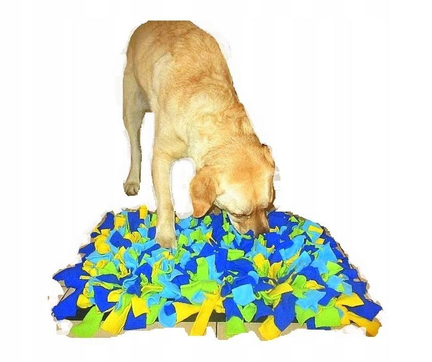 Duża mata węchowa dla psa 60x40 cm