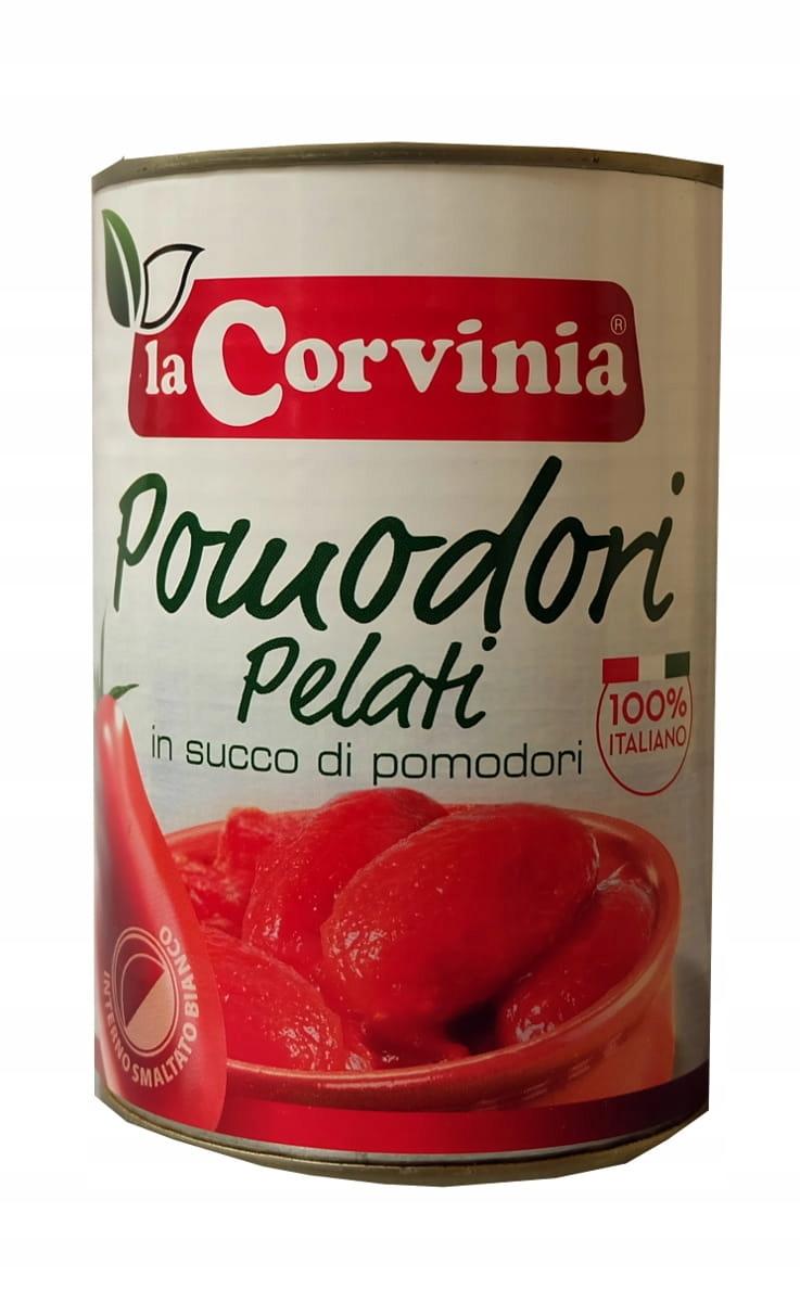 (DP) Pomidor 400G pelati laCorvinia cały